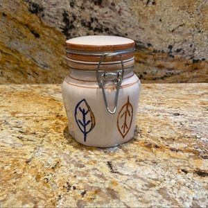 Small Food Storage Container